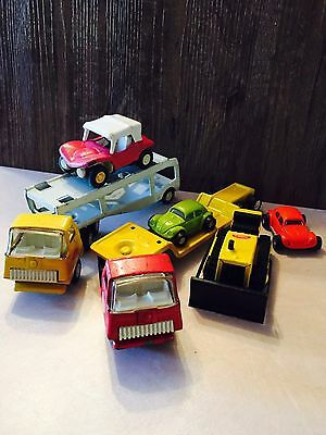 Vintage Tonka Toy Die Cast Tonka Collection Lot
