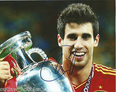 Spain Javi Martinez Autographed Signed 8x10 Photo COA