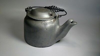 Vintage wagner ware sidney -o-  Toy Tea Kettle circa 1915-1925