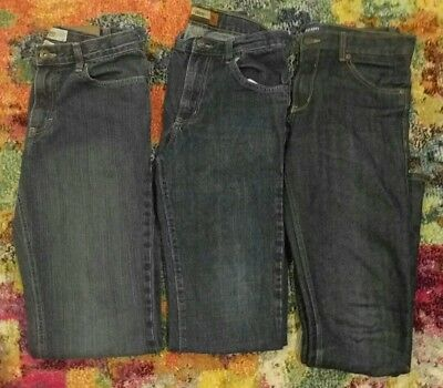 Boys size 16 jeans Lot of 3 Old Navy/ Urban pipeline