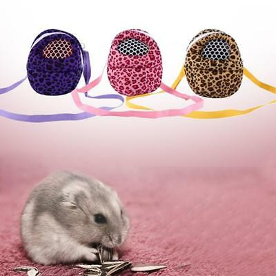 1xPet Carrier Hamster Rat Hedgehog Small Animals Traveling Outdoor Sleeping Bag