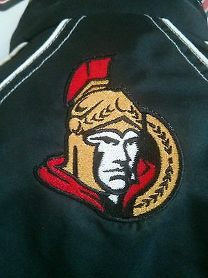 Mississauga Senators player worn  jacket GTHL Ottawa Senators