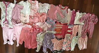 Size 000 Girls Bonds Vintage Bulk Bundle