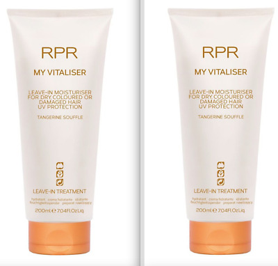 RPR MY VITALISER LEAVE IN MOISTURISER 200ml DUO