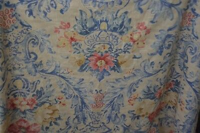 Designer Kravet FABRIC by Pierre Deux Soriano in Federal~approx 4 yard lot