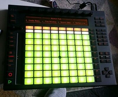 Ableton Push 1 - Midi Controller - great condition includes OG box