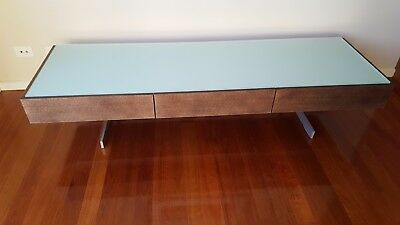 TV stand 3 drawer unit
