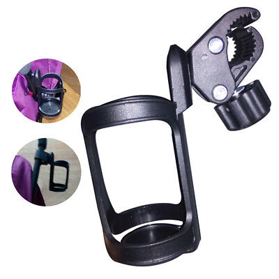 Universal Kids Baby Milk Stroller Bottle Cup Holder Pram Pushchair Bicycle Buggy