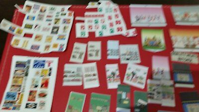 a mixed lot of signs for a model train layout ho scale free postage