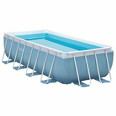 UNGEPRÜFT: Intex. 28316 Prism Frame Pool Set