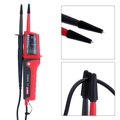 UNI-T UT15C Voltage Tester LED LCD Display Continuity Pen Meters Tester  UP