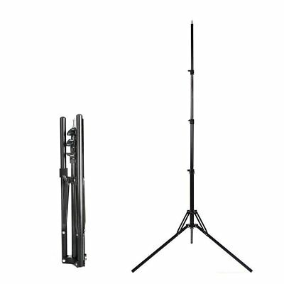 4 Section Light Stand 180cm Photo Studio Adjustable Tripod for Softbox Flash