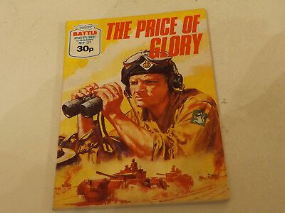 BATTLE PICTURE LIBRARY NO 37,dated 1987!,GOOD FOR AGE,VERY RARE,30 yrs old.