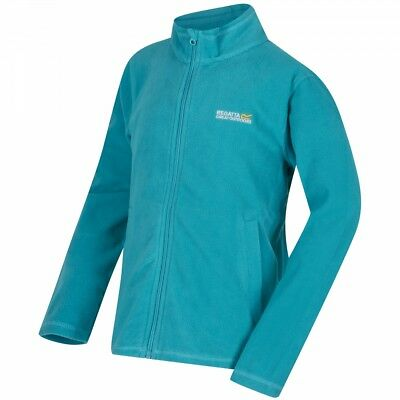Regatta King Fleece II Childrens  Enamel 11-12