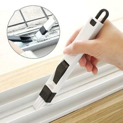 1Pcs Cleaning Brush Dustpan Windows Recess Groove Cleaner Screens.Keyboard Hot