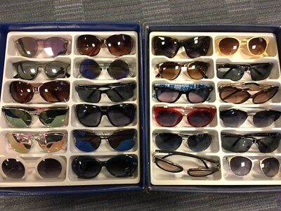 Job Lot 24 pairs of assorted sunglasses - Car Boot - Resale - Wholesale - REF243
