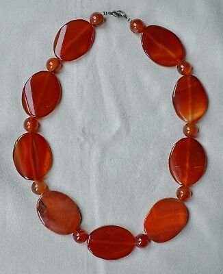 Agate Necklace - large stones