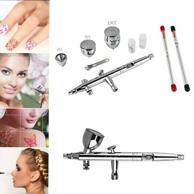 SP186T Double Action Trigger Air-paint Control Airbrush Beauty Supplies Tools