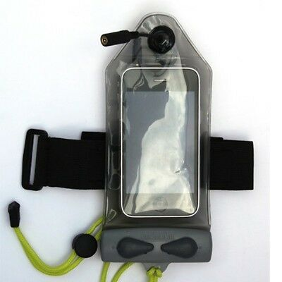 Aquapac Waterproof MP3 Case Ipod Mobile Phone Protection Storage Outdoors 518