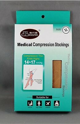 Medical Compression Stockings Sizes XL , M
