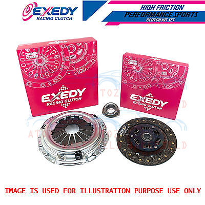 For Mazda Rx7 2.6 Fd3S Twin Turbo Exedy Racing Organic Stage 1 Sport Clutch Kit
