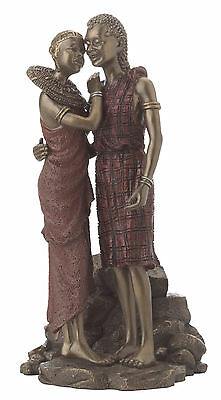 Maasai Tribes... Figure - Closeness #18180 new in box