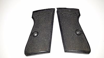 Walther Pp Black Grips Wwii Ww2 Repro Aged