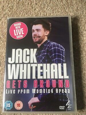 Jack Whitehall, Gets Around, Live From Wembley Arena. Live DVD 2014