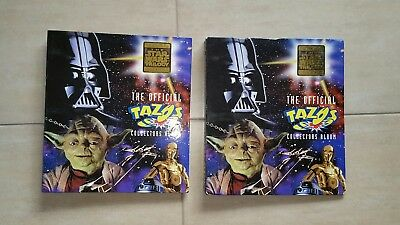 Star Wars Tazo Collection