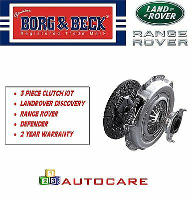 OEM AP Complete Clutch Kit  for Land Rover Defender 90 110 Discovery 1 300TDi