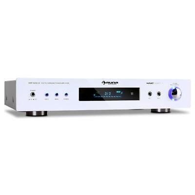 Auna Amp-9200 Home Cinema Hifi 5.1 Amplifier 600W Receiver Aux Radio