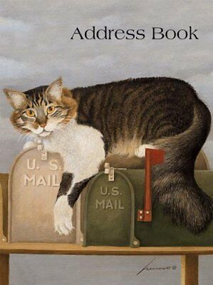 "LANG - Address Book - ""Rocky Selland"" Artwork by Lowell Herrero - Lay-Flat 3-..."