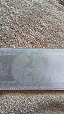 1 chinese mother of pearl gaming counter,chip,token,nacra.armorial counter
