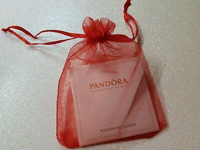 Jewellery Cleaning/polishing Cloth For Silver Charms - New In Sealed Wallet