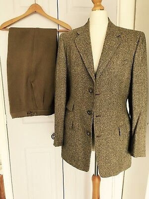 Tailored by John Collier 1960s Mens 2 Piece Suit Vintage