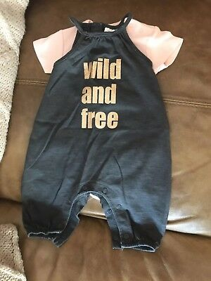 Baby Girl 0-3 months jumpsuit NEXT