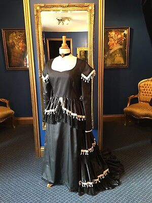 "Fantastic Period Theatrical Dress Made For ""Bizet's"" Opera ""Carmen"" Gorgeous!!!"