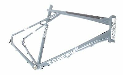 Gt Traffic Hybrid Bike Bicycle Frame Xl Grey New Free P&p