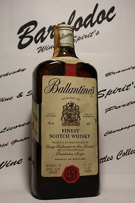 Whisky Ballantine's very old  , cl 0,75 , 40%