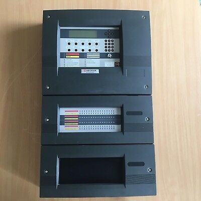 Notifier Fire System - ID 3000 Panel, IDR-2A Repeater, Booster Interface 020 543