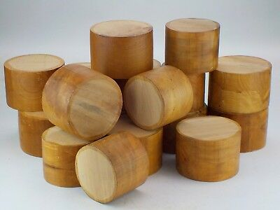 English Beech wood turning bowl blanks.  120mm thick or deep.