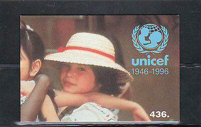Portugal  Booklet Unicef (1996)