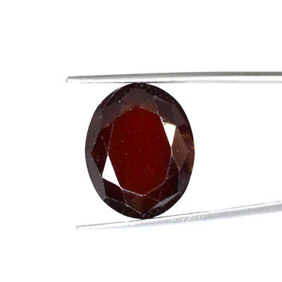 Hessonite Garnet Oval Cut 25.54Cts Natural Beauty Gemstones 74-41