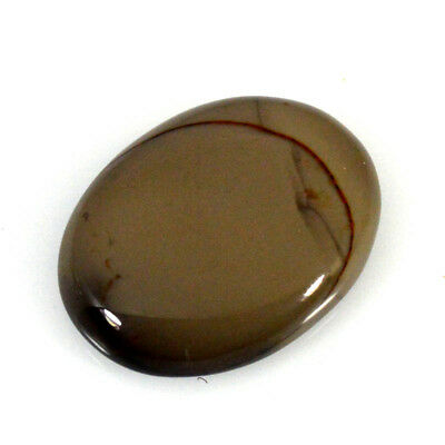 MOOKAITE JASPER CABOCHON 41.70Cts NATURAL BEAUTY OVAL GEMSTONES 77-43
