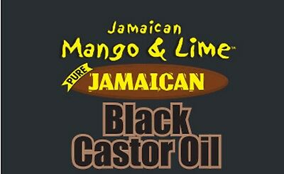 Jamaican Mango & Lime Black Castor Oil Full Range/Oils,Shampoo,Conditioner,cream