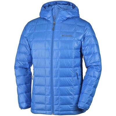 Columbia Trask Mountain 650 Turbodown Hooded Jkt
