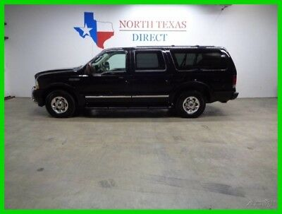 2004 Ford Excursion Limited 6.0 Powerstroke Diesel Leather Heated Seat 2004 Limited 6.0 Powerstroke Diesel Leather Heated Seat Used Turbo 6L V8 32V SUV