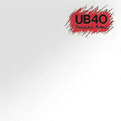 UB40 ~ PRESENT ARMS ~ 2 x 180gsm VINYL LP ~ MP3 DOWNLOAD ~ *NEW AND SEALED*