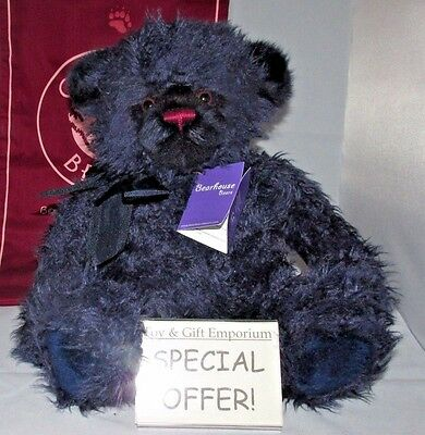 SPECIAL OFFER! Charlie Bears Bearhouse AUDLEY (Brand New Stock!)