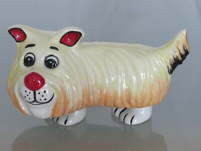 LORNA BAILEY DOG - Doodles - PERFECT DISPLAY CONDITION